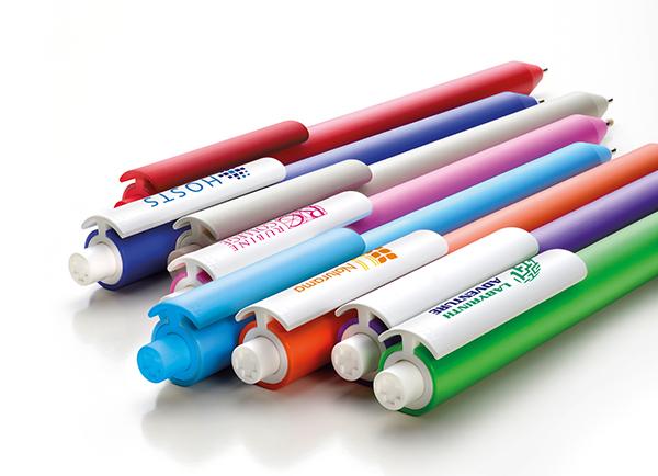 چاپ خودکارهای تبلیغاتی به روش تامپو