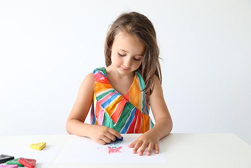 6 فایده نقاشی برای کودکان