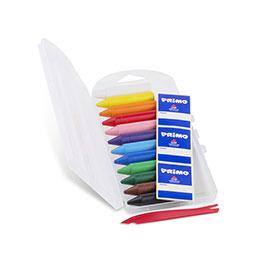 مداد شمعی جامبو، ۱۲رنگ