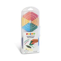 مداد شمعی مثلثی،۱۲رنگ