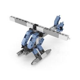 اینونتور 8 مدلی - هواپیما