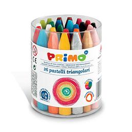 مداد شمعي سه گوش سوپرسافت، ۱۲رنگ
