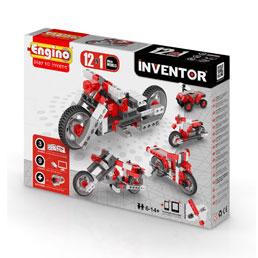 اینونتور 12 مدلی - موتورسیکلت