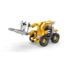 ماشین آلات راه سازی JCB - کامیون کمپرسی