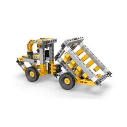 ماشین آلات راه سازی JCB - لودر
