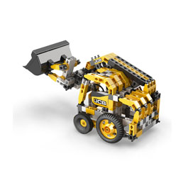 ماشین آلات راه سازی JCB - بیل مکانیکی