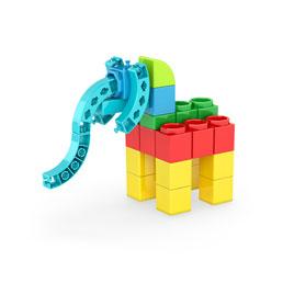 کیوبویدز 2 مدلی - فیل