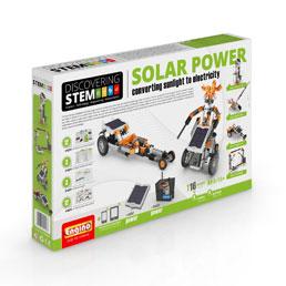 اِستم - انرژی خورشیدی