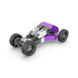 قهرمانان اِستم - ماشین مسابقه
