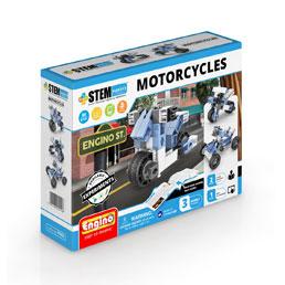قهرمانان اِستم - موتورسیکلت